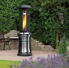 patio heater reviews santorini real flame patio heater review