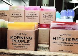 Home Sick Candles Whiskey River Has The Most Hilarious Soaps Simplemost