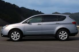 subaru tribeca 2007 subaru reportedly following up tribeca three row suv with new model
