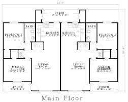 Preschool Floor Plans Best 25 Duplex House Plans Ideas On Pinterest Duplex House