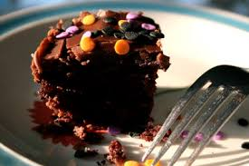chocolate cake vegan kid