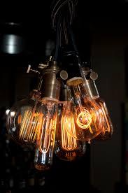 Vintage Light Bulb Pendant Vintage Lighting With Beautiful Edison Bulbs Furniture Home