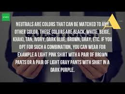 lights you can wear what color jeans do you wear with a black shirt youtube