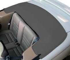 1994 ford mustang convertible top acme mustang convertible top boot gray 94 98 lmr