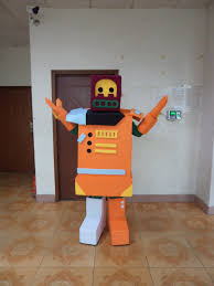 online get cheap halloween robot costume aliexpress com alibaba