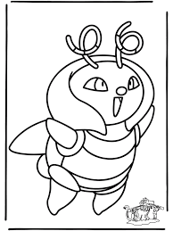coloring pages pokemon eevee colouring coloring