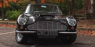 vintage aston martin convertible the db6 is an aston martin too good for james bond