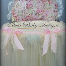 high chair covers and tray tutus archives diva baby designs
