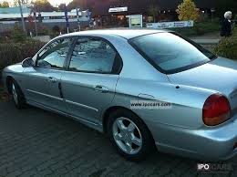 hyundai sonata 1999 1999 hyundai sonata gls 2 0i 16v car photo and specs