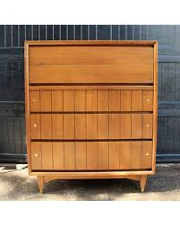 save your pennies deals on mid century modern highboy dresser by