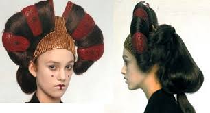 star wars hair styles how do the fancy women in star wars keep their hair like that