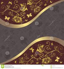 Gray And Gold Grey And Purple Gold Frame Royalty Free Stock Image Image 23588346
