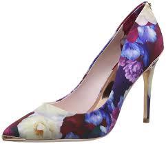 Wedding Shoes Ted Baker Ted Baker Women U0027s Kaawap Closed Toe Pumps Amazon Co Uk Shoes U0026 Bags