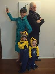 despicable me halloween costumes diy despicable me 2 halloween family costumes lucy wilde gru