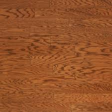 Desert Oak Brushed Dark Brown Hickory Engineered Hardwood Wood Flooring The Home Depot
