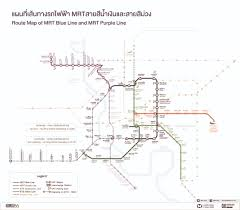 Marta Train Map Bangkok Expressway And Metro Public Company Limited