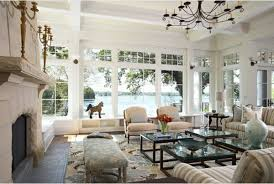 How To Decorate A Living Room With Large Windows - Large living room interior design ideas