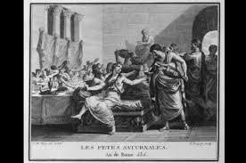 how did the romans celebrate u0027christmas u0027 history extra
