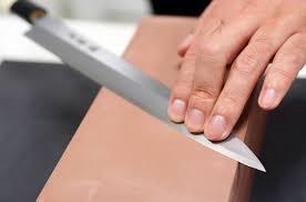 Sharpening Kitchen Knives Best Way To Sharpen Kitchen Knives Kitchen Design