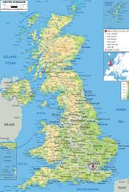 Map Of England Cities by Download Map Uk Cities Major Tourist Attractions Maps