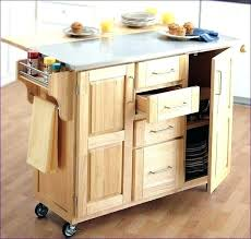 kitchen cabinet with wheels kitchen cabinet cart traciandpaul com