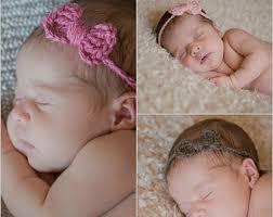 newborn headband newborn headband set etsy