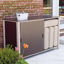 waterproof outdoor cushion storage box idea u2014 bistrodre porch and