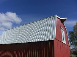 Gambrel Roof Barns Agricultural Panels Metal Roofing