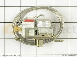 whirlpool refrigerator thermostats replacement parts
