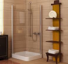 bathroom mini shower tile ideas meets excellent wooden mini shower bathroom tile ideas meets excellent wooden racks