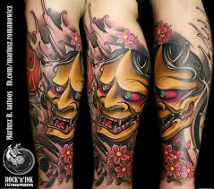 hanya mask leg tattoo artists org