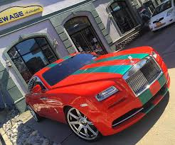wrapped cars new age autosport cars fort lee nj