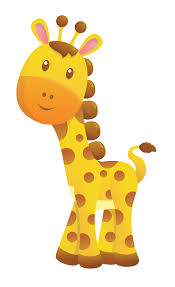 giraffe baby shower clipart clipart kid cliparting com