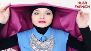 niqab tutorial on dailymotion easy hijab style for summer party with gown video dailymotion