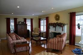 Orange And Beige Curtains Deep Red Drapes And Tan Walls What Color Curtains With Tan Walls