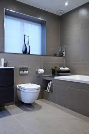Bathroom Wall Ideas Pinterest Impressive Best 25 Grey Bathroom Tiles Ideas On Pinterest Small