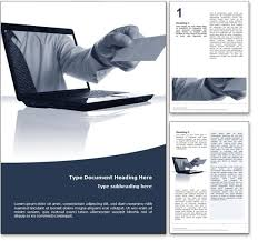 business templates word business letter template