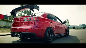 2014 Mitsubishi Lancer Evolution X Evo X U0026 Evo Viii Trailer Youtube