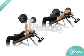 Incline Bench Press Grip Reverse Grip Incline Bench Press