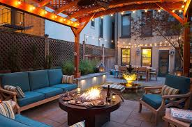 Outdoor Fireplace Patio Gazebo Fireplace Pool Traditional With Covered Patio Person