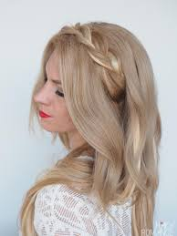 braid headband braided headband hairstyle tutorial hair