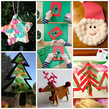 christmas crafts for toddlers u2013 happy holidays