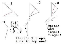 Origami Paper Claws - how to make an origami claw 2277 best origami images on