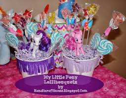 my pony centerpieces the pretty studio my pony grand finale