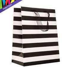black white striped gift bags hobby lobby 1251263