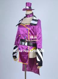 Borderlands 2 Halloween Costumes Borderlands 2 Mad Moxxi Purple Women Uniform Party Clothe