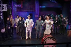 Barn Theater Augusta Mi Guys And Dolls On Stage In Santa Cruz Jewel Theatre Company