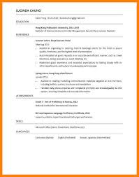 Sample Hotel Resume by Hotel Manager Resume