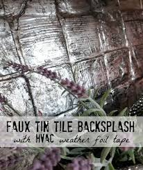 cover an ugly tile backsplash hometalk