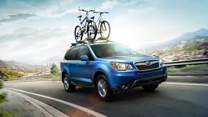 2014 Forester Roof Rack by Forester 2014 Subaru Canada
